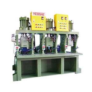 Punch-hydraulic press-Multiple post type
