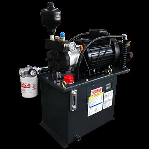 TP Series-Inverter drive hydraulic unit