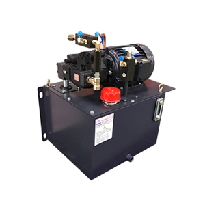 CP Series - Customized hydraulic power unit with inverter