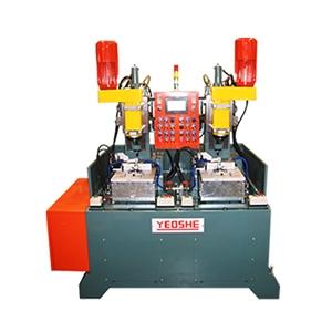 二軸銑扁機|雙軸銑槽機
