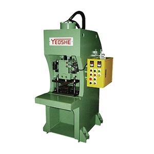 Punch-hydraulic press -Single column